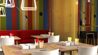 5. Area ristorante